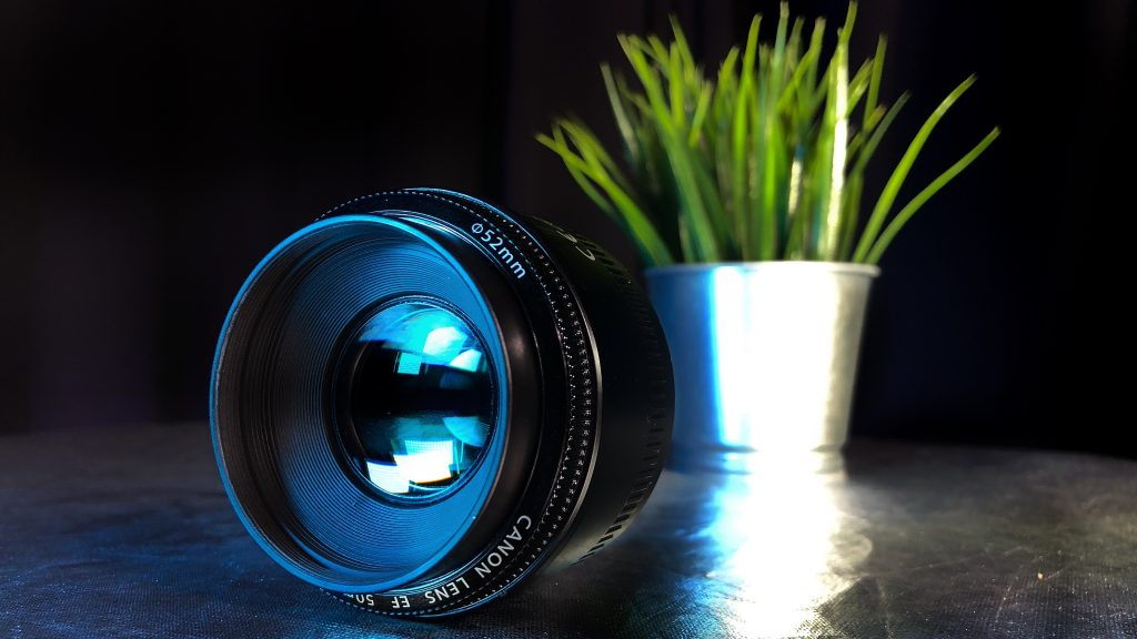 canon ef 50mm f/1.8 - nifty fifty