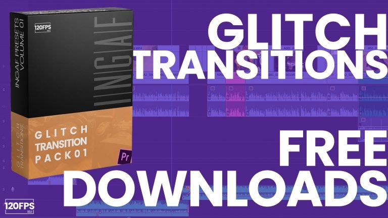 How To – Glitch/Grunge Transitions