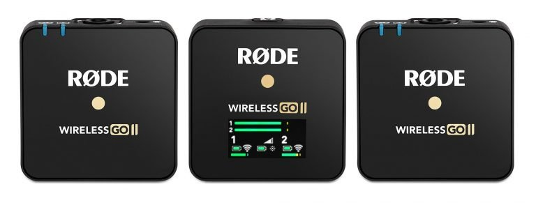 Rode Wireless Go II – Preview